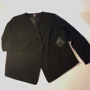 Vince Camuto Womens Plus Size Suit Jacket 18W NWT